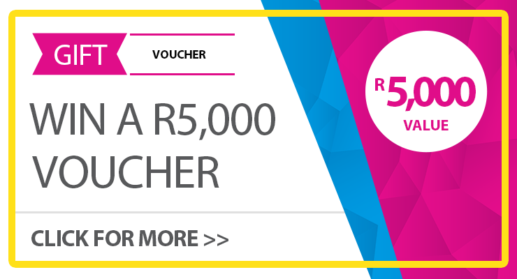 WIN a R5000 Voucher from Viditron
